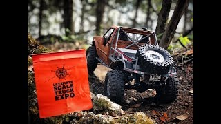 Ultimate Scale Truck Expo 2018 Tiny Truck Show and Shine and Trail Running
