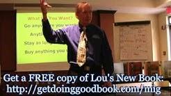 Lou Brown- Part 1.  MIG Saturday Super Series, May 10, 2014.