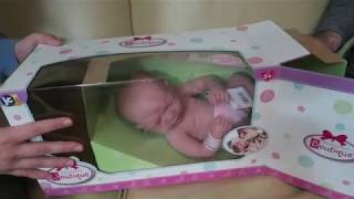 Unboxing Berenguer Baby First Yawn Doll! The Last Triplet!