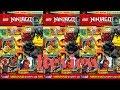 Lego Ninjago Magazin Nr. 28 [Deutsch] (Review) | Ninjago - Wissen und Stories