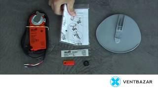 видео Электроприводы Belimo