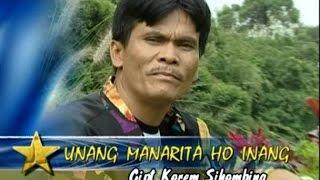 Korem Sihombing - Unang Manarita Ho Inang (Official Lyric Video)