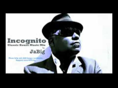 incognito Acid Jazz Classic House Music Mix by JaBig 90s