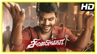 Shivalinga Movie Climax | Raghava find Shakthi| Ritika | End Credits