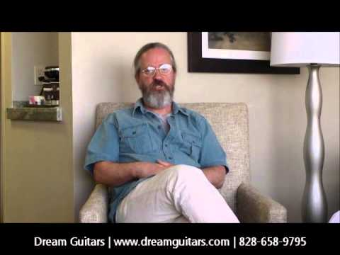 Dream Guitars  with Inlay Artist Larry Robinson