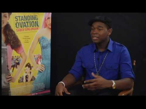 Interview with Dexter Darden for Standing Ovation