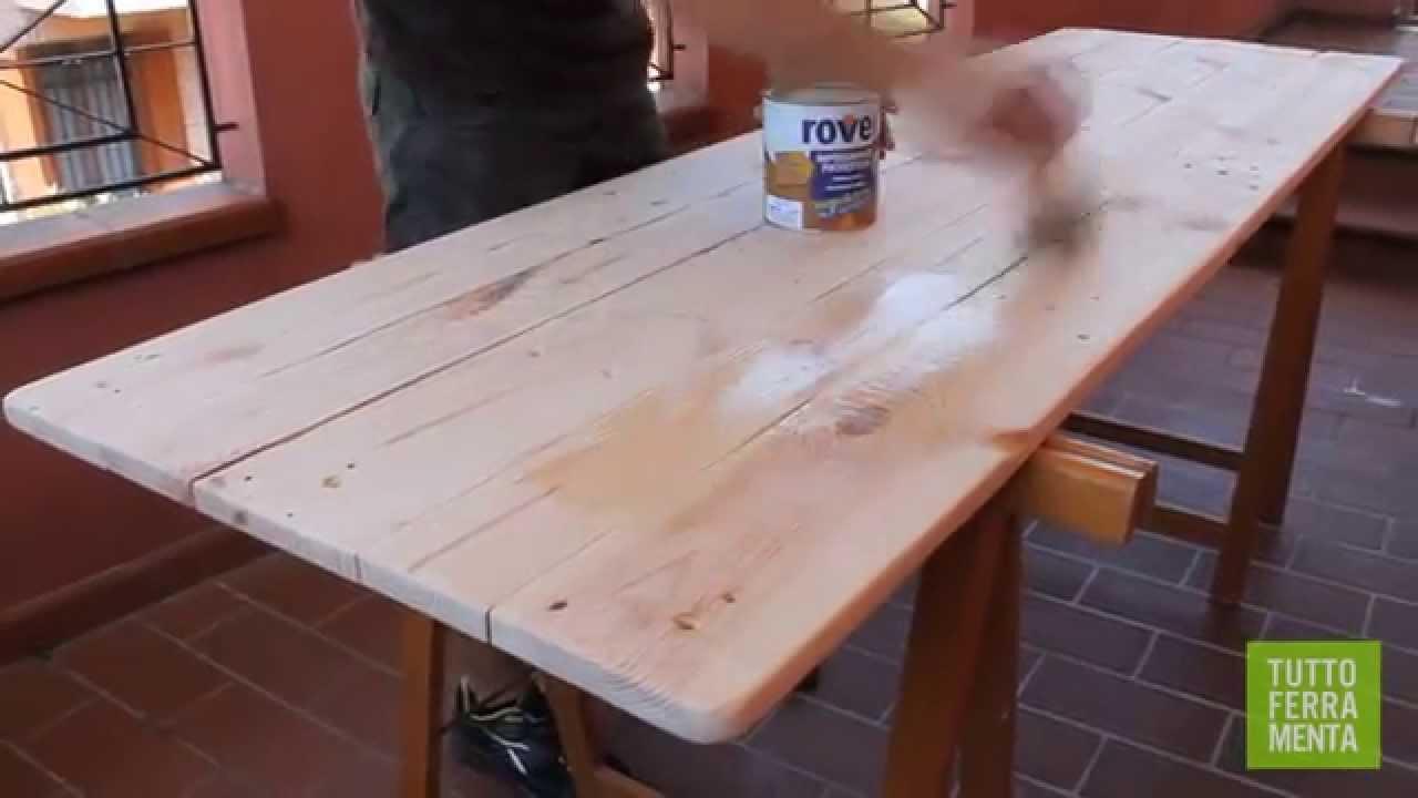 Panca Con Tavolo Da Giardino : Come costruire un tavolo da giardino con i pallet faidate online