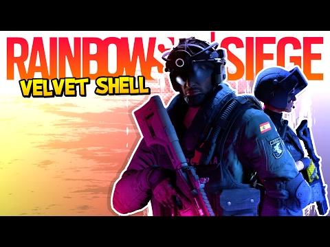 OPERATION VELVET CAKE - Rainbow Six Siege