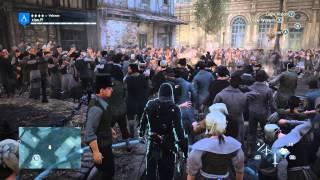 [PC] Assassin Creed Unity Patch 4 VSYNC OFF - Version 1.4.0 - Taken on 19/12/2014