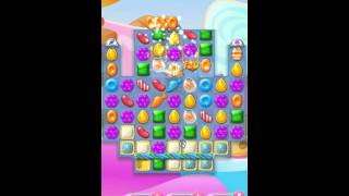 Candy Crush Jelly Saga Level 153 New No Boosters