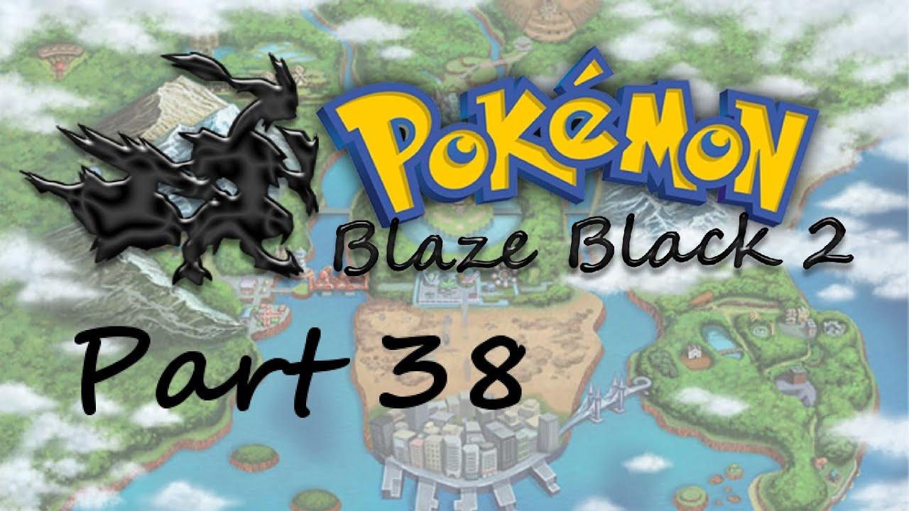 pokemon blaze black 2 pokemon locations by route