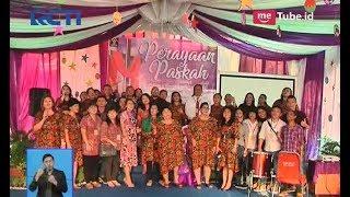 Partai Perindo Gelar Perayaan Paskah Bersama di Lapas Pondok Bambu, Jaktim - SIS 12/05