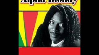 ALPHA BLONDY God Bless Africa
