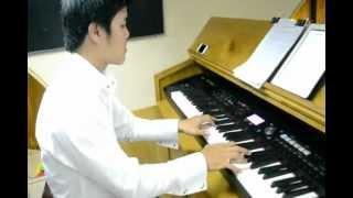 Trông cậy Chúa (piano) - Đặng Thái Sơn - Ca đoàn Maria Goretti
