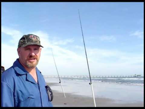 Bob Hall Pier Beach Report Nov 28, 2007