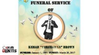 Jahmiel - 1 Shot 2 Kill (Vershon Diss) March 2017