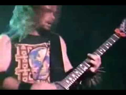 Slayer Raining Blood-Black Magic Live 1991