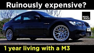 Has owning an 11 year old BMW M3 E92 ruined me?  My 1 year of ownership review | Road & Race S04E14