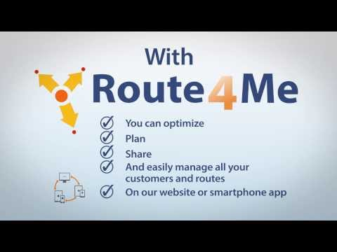 Why Route4Me Is The Best Route Planner