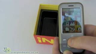 INQ1 unboxing video