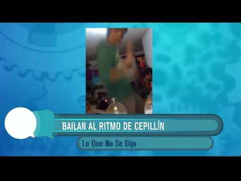 Jóvenes bailan a ritmo de Cepillín ¡y se viralizan! - YouTube a21b125c1b9d