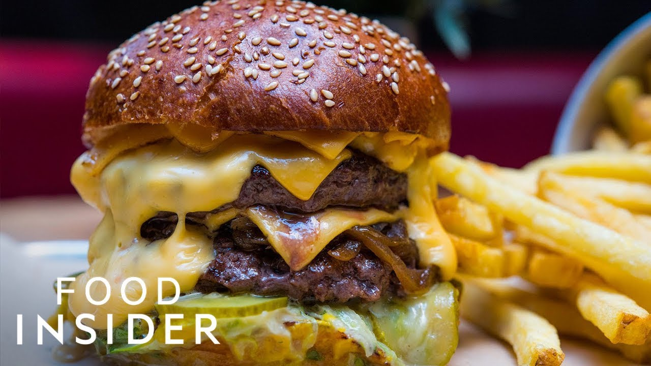 The Best Burger In London | Best Of The Best
