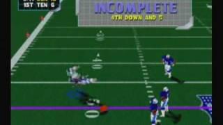 NFL Blitz 2000 - Broncos vs Titans