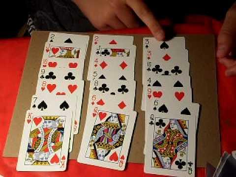 21 card trick revealed youtube21 card trick revealed