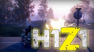 H1Z1 FAILS AND HIGHLIGHTS!!