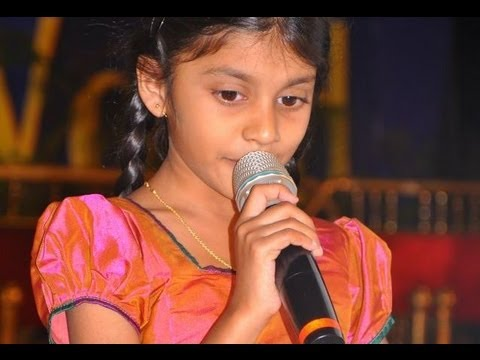 Kallalo Kaneerenduku - Baby Akshaya - New Telugu Christian Song 2013