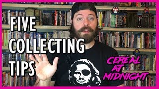 Five Tips for Collecting Physical Media (Blu-ray, DVD, Movies, Music, Comics, Books, Video Games, 5)