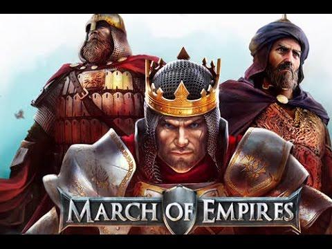 Обзор на игру Марш Империи