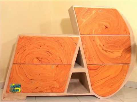 Enfin un dvd de formation sur les meubles en carton for Le meuble villageois furniture