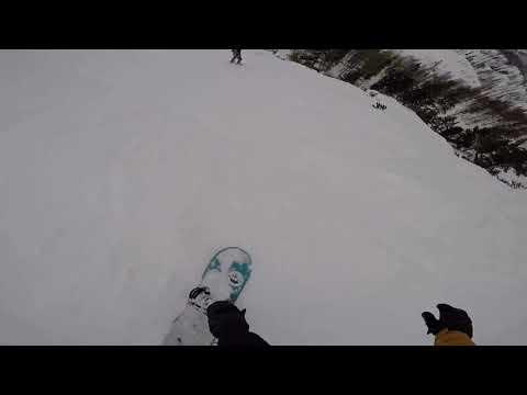 Dachstein Krippenstein Freeride Snowboarding 2019 [GoPro]