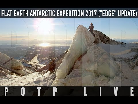"Flat Earth Antarctic Expedition 2017 (""EDGE"" UPDATE) thumbnail"