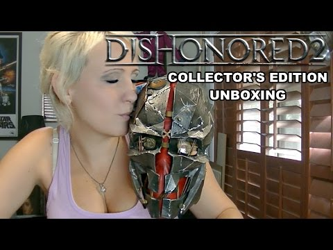 Unbox This: Dishonored 2 Collector's Edition from YouTube · Duration:  7 minutes 2 seconds