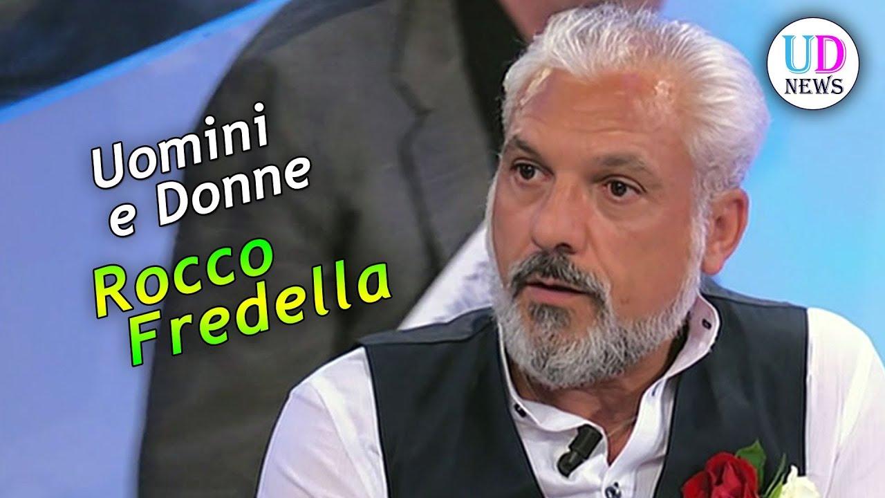 Biografia di Rocco Fredella Il Cavaliere di Uomini e Donne Over  YouTube