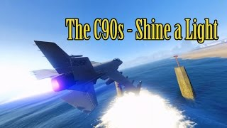the c90s shine a light flight facilities remix gta 5 music video