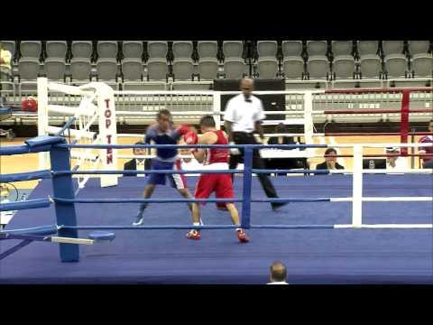 Meskini + Montasar in Doha Boxing International Tournament