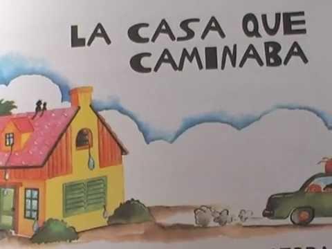 Cuentos infantiles la casa que caminaba youtube - La casa de mi tresillo ...