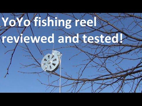 YoYo Fishing Reel Review & Fish Catch!