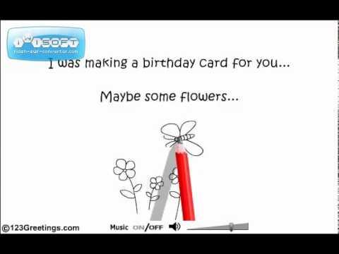 greetingecards, Birthday card