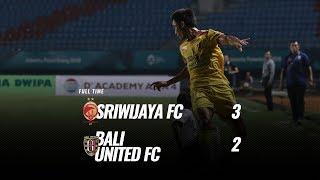 [Pekan 24] Cuplikan Pertandingan Sriwijaya FC vs Bali United FC, 6 Oktober 2018