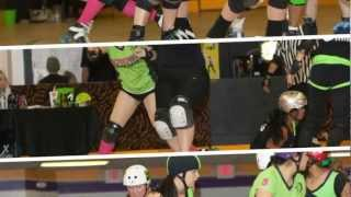 Unforgiven Roller Girls vs NOtown Roller Derby