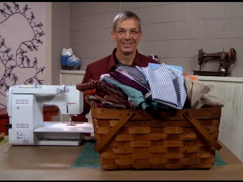 Stash Busters | Quilt Design Ideas with Joe Cunningham, Quilt Designer