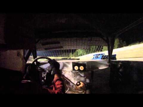 Creek County Speedway in-car GoPro 3