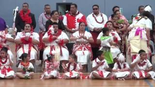 Vahenga Canterbury - Ma'ulu'ulu - Tongan Faiva Day #13