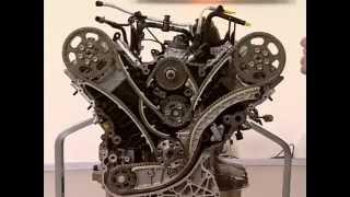 Второе поколение двигателя 3.0 V6 TDI