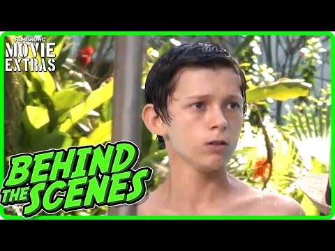 THE IMPOSSIBLE (2012)   Behind the Scenes of Tom Holland Disaster Movie