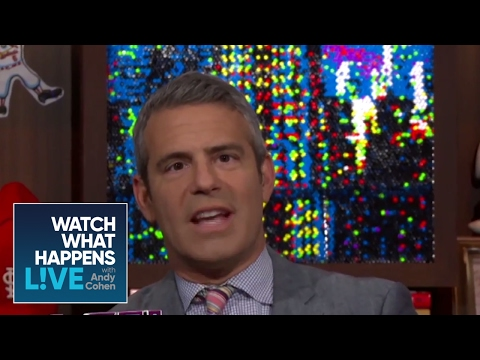 Andy praises david letterman in honor of his final late show wwhl